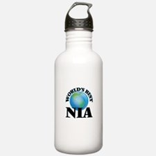 World's Best Nia Water Bottle