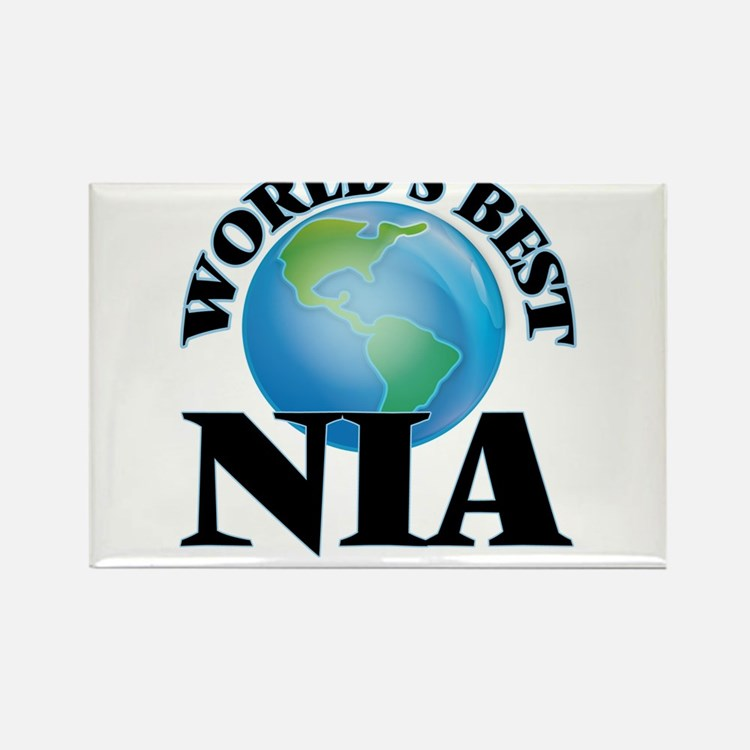 World's Best Nia Magnets