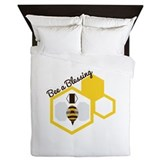 Bumblebee Queen Duvet Covers