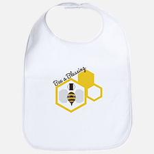 Bee A Blessing Bib