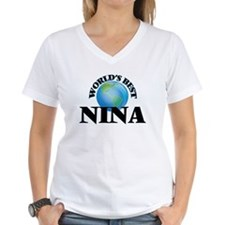 World's Best Nina T-Shirt