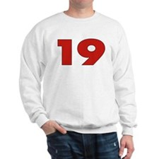 Centerfold 19 Sweatshirt