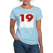 Centerfold 19 T-Shirt