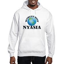 World's Best Nyasia Hoodie Sweatshirt
