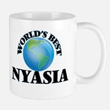 World's Best Nyasia Mugs