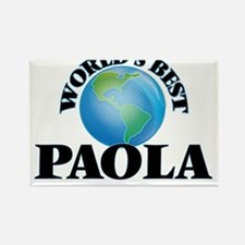 World's Best Paola Magnets