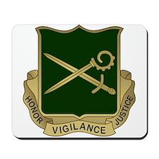 385th MP Battalion Crest.png Mousepad