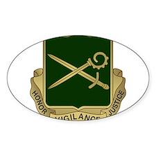 385th MP Battalion Cre Decal