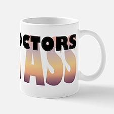 Spin Doctors Kick Ass Mug