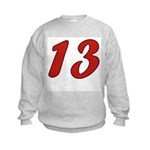 Spoiled 13 Kids Sweatshirt