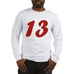 Spoiled 13 Long Sleeve T-Shirt