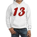 Spoiled 13 Hooded Sweatshirt