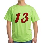 Spoiled 13 Green T-Shirt