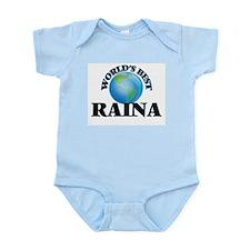 World's Best Raina Body Suit