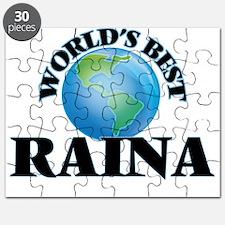 World's Best Raina Puzzle