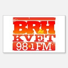 KVET_BRH_LogoSquare Decal