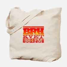 KVET_BRH_LogoSquare Tote Bag