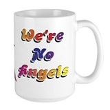 Charlies angels Drinkware