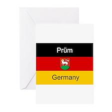 Pruem_Flag Greeting Cards