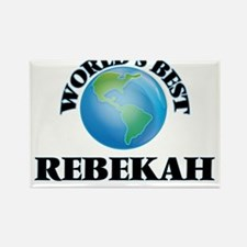 World's Best Rebekah Magnets