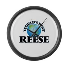 World's Best Reese Large Wall Clock