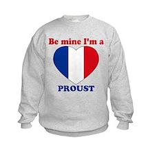 Proust, Valentine's Day Sweatshirt
