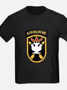 us army john f kennedy special warfare cen T-Shirt