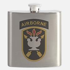 us army john f kennedy special warfare cente Flask