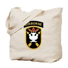 us army john f kennedy special warfare ce Tote Bag