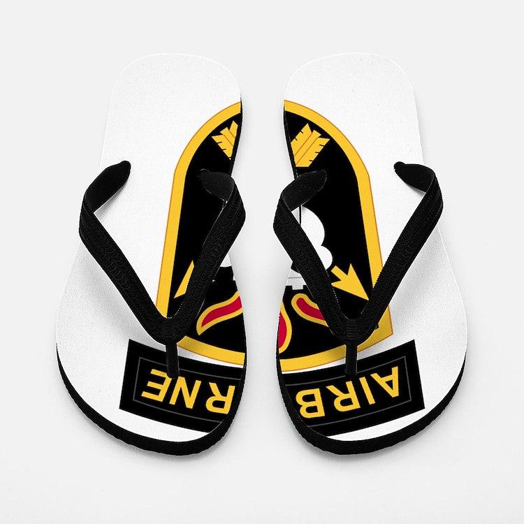 us army john f kennedy special warfare Flip Flops