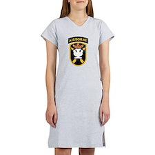 us army john f kennedy special Women's Nightshirt