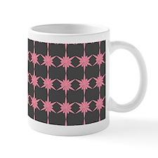 Whimsical Snowflakes Holiday Pattern Mug