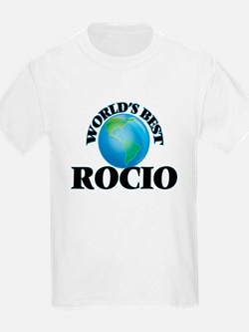 World's Best Rocio T-Shirt