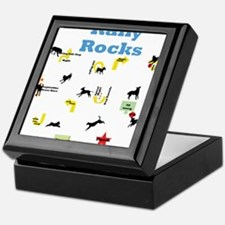 Rally Rocks v5 Keepsake Box