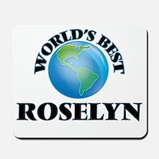World's Best Roselyn Mousepad