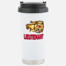 Unique Lieutenant Travel Mug