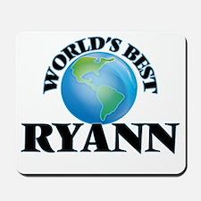 World's Best Ryann Mousepad