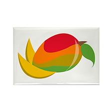 Mango Fruit Magnets