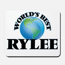 World's Best Rylee Mousepad