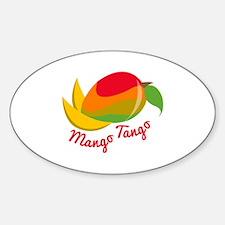 Mango Tango Decal