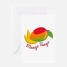 Mango Tango Greeting Cards