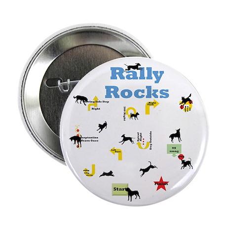 """Rally Rocks v5 2.25"""" Button"""