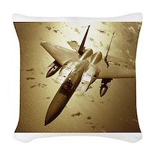 010628-F-1718K-008.jpg Woven Throw Pillow