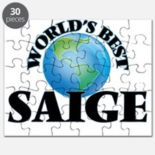 World's Best Saige Puzzle