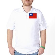 Flag of Taiwan China 1 T-Shirt