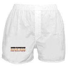 Sound Technicians Kick Ass Boxer Shorts