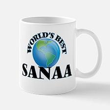 World's Best Sanaa Mugs