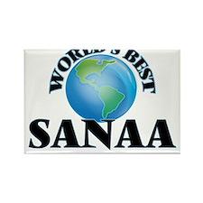 World's Best Sanaa Magnets