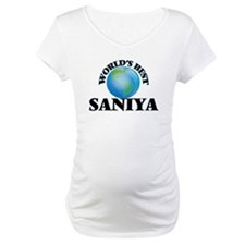 World's Best Saniya Shirt