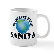 World's Best Saniya Mugs